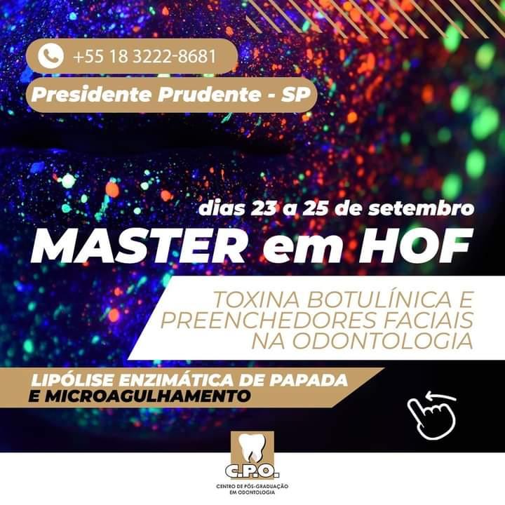 Master HOF 2021